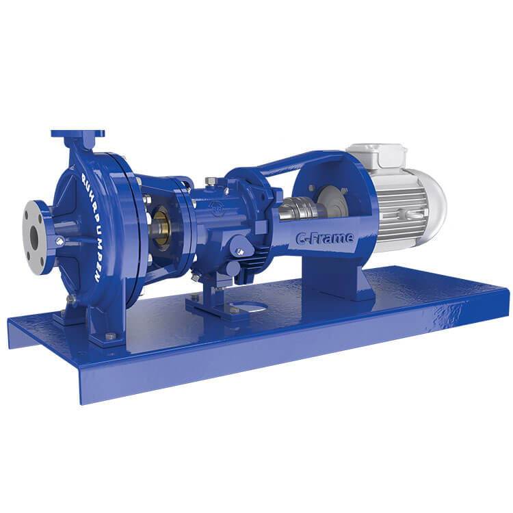 Chemical  Process SS Pump